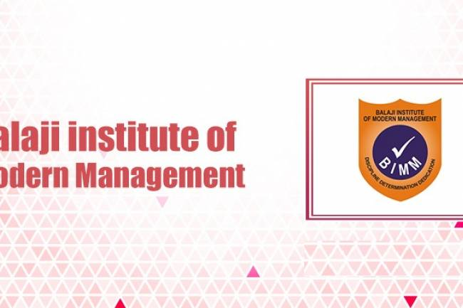 Balaji Institute Of Modern Management MBA Admission-Fees Structure-Cut Off- Counselling -Application Form-Seat Matrix. Call us @ 9372261584