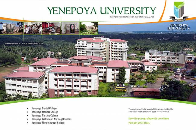 Yenepoya Medical College Mangalore PG/MD/MS Admission. Call us @ 9987666354