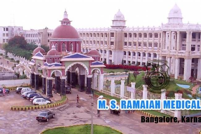9372261584@MS Orthopaedics Admission in MS Ramaiah Medical College Bangalore