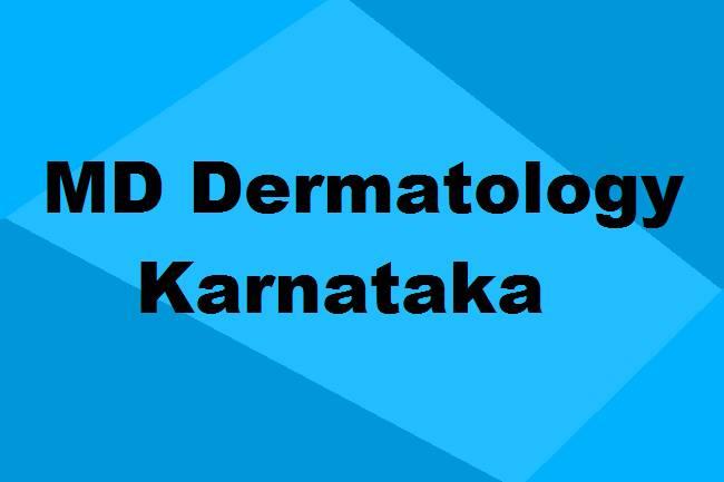 9372261584@MD Dermatology Colleges in Karnataka: Seats, Admission & Details