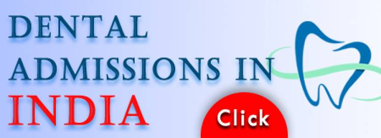 Direct BDS Admission  in Top 50 colleges of India  through management quota. Call us @99987666354