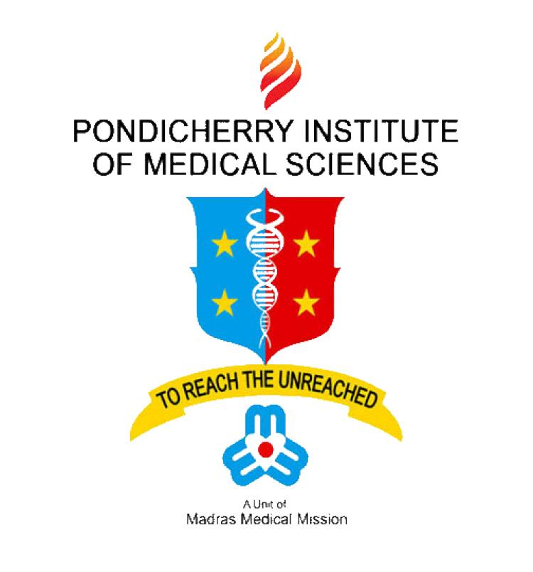 Pondicherry Institute of Medical Sciences Pondycherry: Admission-Fess Structure-Cut Off. Call us @ 9987666354