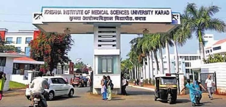 9372261584@Krishna Institute of Medical Sciences Karad Fees(MBBS,PG) Cut-off   Admission