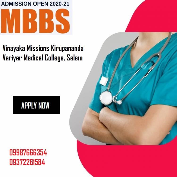 9372261584@Vinayaka Missions Kirupananda Variyar Medical College Salem MD MS Admission