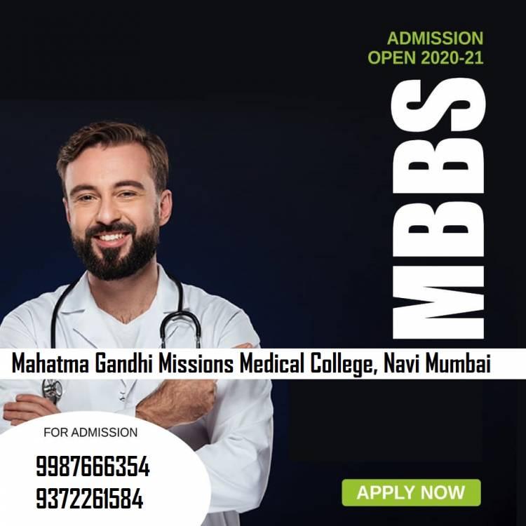 9372261584@Mahatma Gandhi Missions (MGM) Medical College Navi Mumbai MD MS Admission