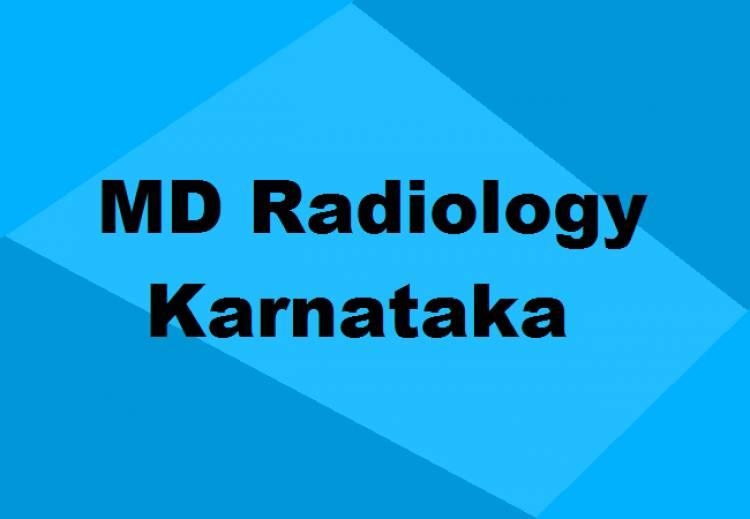 9372261584@MD Radiology Colleges in Karnataka: Seats, Admission & Details